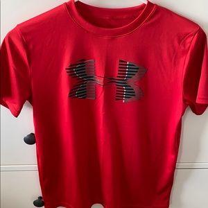 Boys Under Armour T-shirt